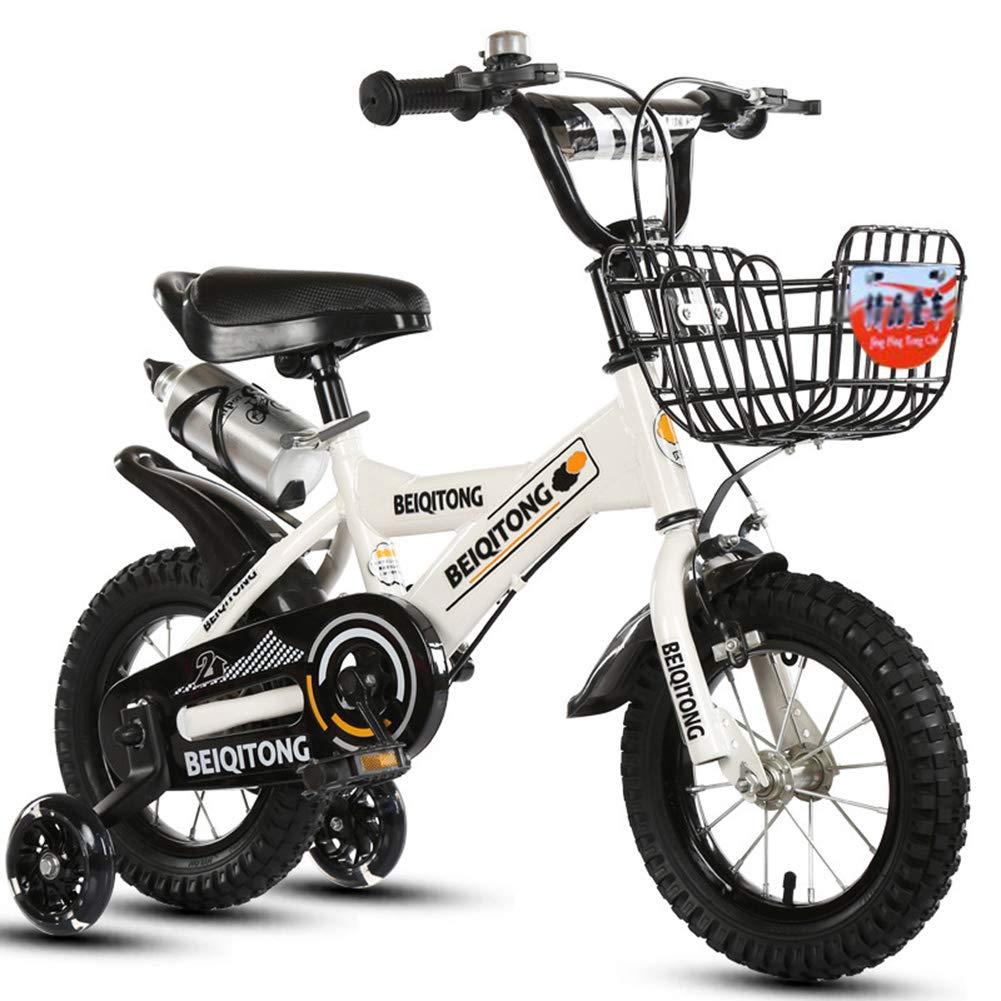 ABYYLH Bicicletta Bambino Bikes Pedali Scooter Ragazzi e Ragazze Kids Ragazzo,18