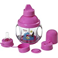 Baby Dreams MBD 5-in-1 Feeding Cup (Pink)