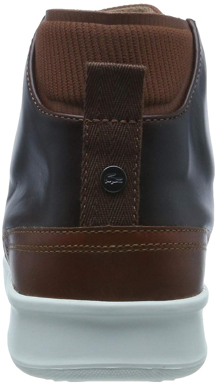 bc567f9f0 Lacoste Men s Explorateur Classic 318 1 Cam Trainers  Amazon.co.uk  Shoes    Bags