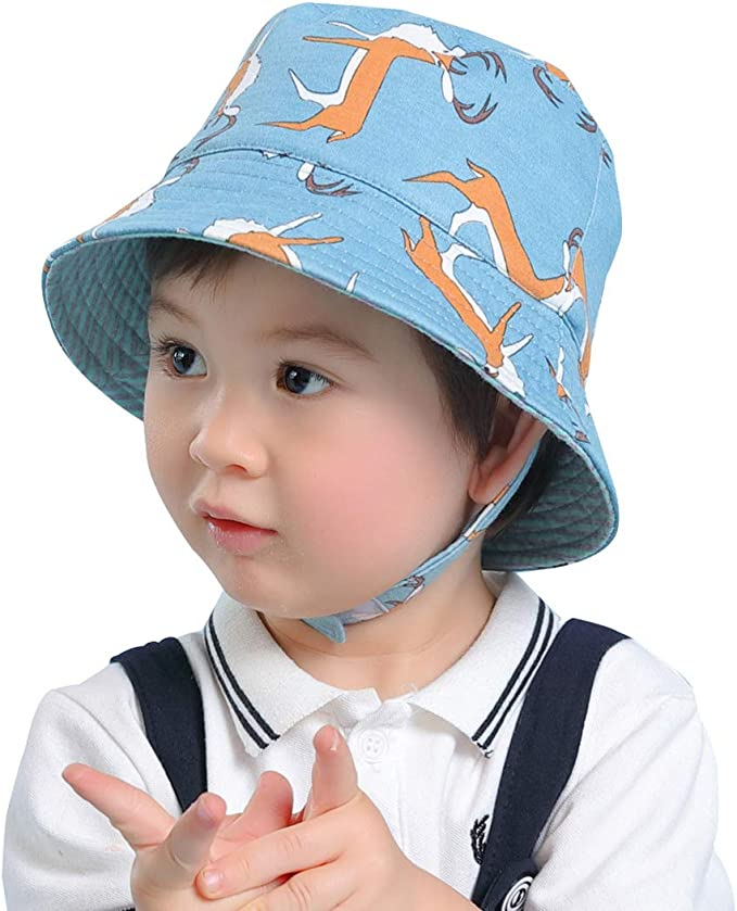 BABY OR TODDLER BUCKET HAT **