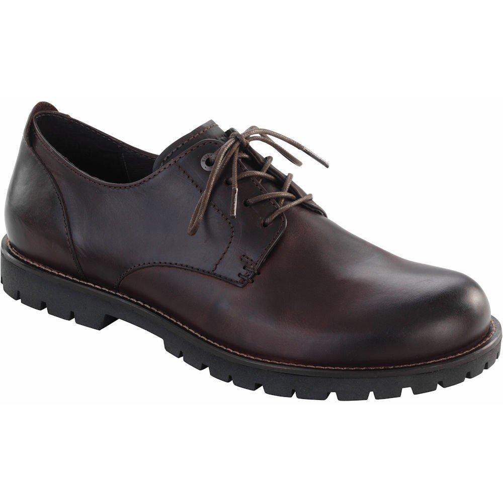 Birkenstock Men's Gilford Brown Leather 46R