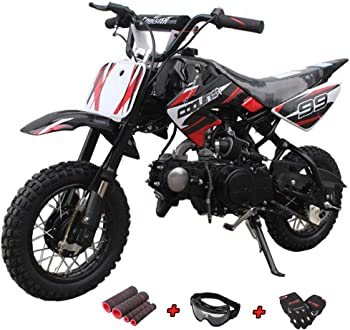 The X-Pro Dirt Pit Bike 70cc for Kids