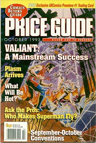 Comics Buyer's Guide Price Guide #18 FN ; Krause comic book