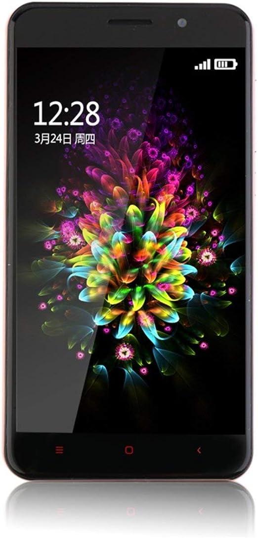 Dailyinshop 5.5 Pulgadas 3G Smartphone Android 5.1.1 Quad Core Dual SIM ROM 8GB + 512MB RAM Exquisitamente diseñado Duradero Precioso: Amazon.es: Hogar