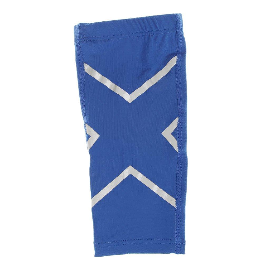 Generic Basketball Kompression Stulpen Sleeves Kalb Shin Tr/ägerh/ülle Sport Klammer H/ülse