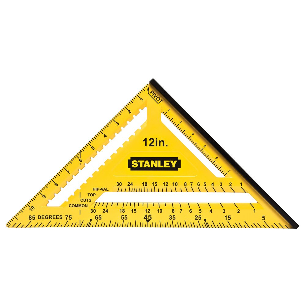 Stanley STHT46011 12 Inch Dual Color Abs Square