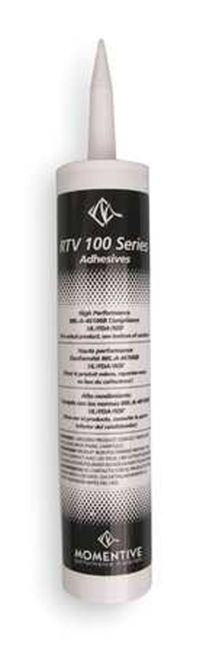Momentive RTV 109 One Part Silicone Sealant, 10.1 Ounce Caulker, Aluminum (Pack of 1)