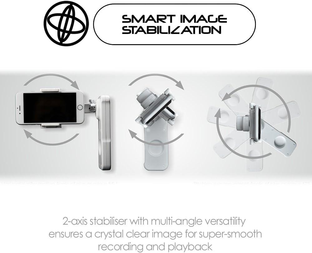 Desire2 X-CAM Gimbal 2 Axis Stabilizer Folding Handheld for Smartphones
