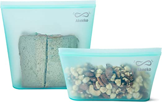 Amazon.com: Akeeko - Bolsas de almacenamiento de alimentos ...