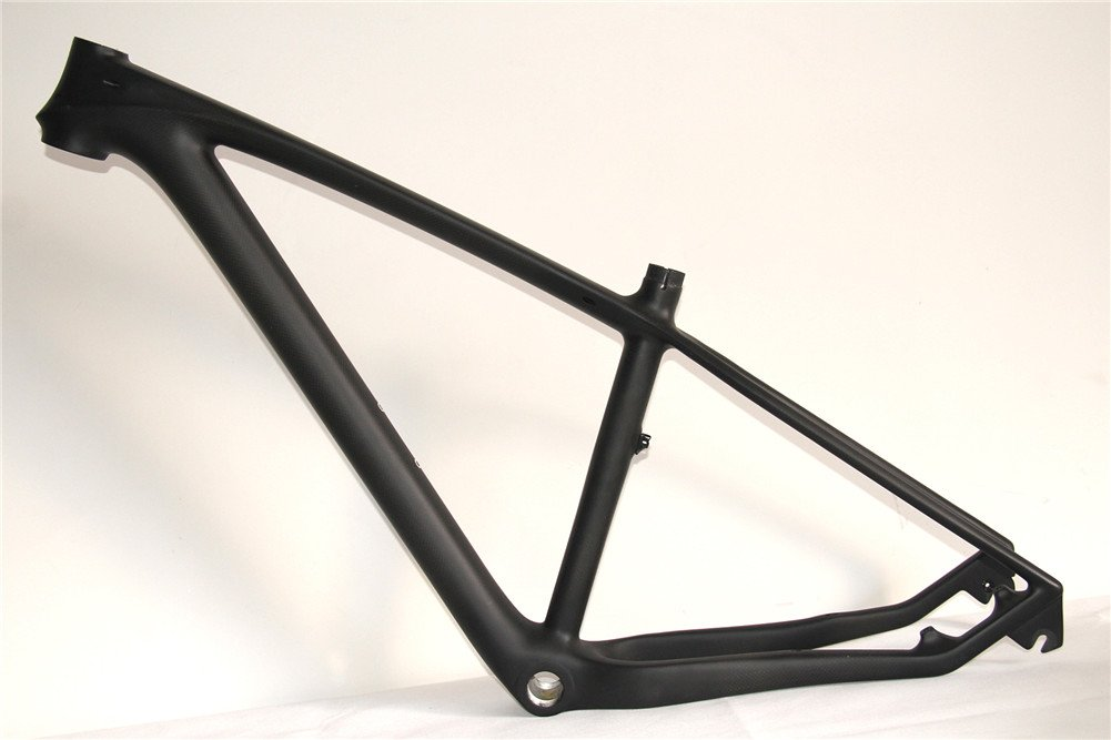 FASTEAM 3K Carbon Hardtail Mountain Bikes Carbon Frame 29er BSA with 135*9mm 19'' in Size by Fasteam (Image #8)