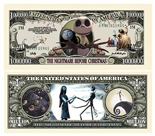 American Art Classics Nightmare Before Christmas Limited Edition Collectible Bill - Jack Skellington - Pumpkin King