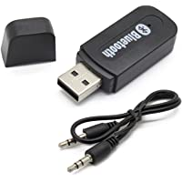 ZAPTIN Portable USB Bluetooth Audio Music Receiver Dongle Adapter Car Mobile Speaker