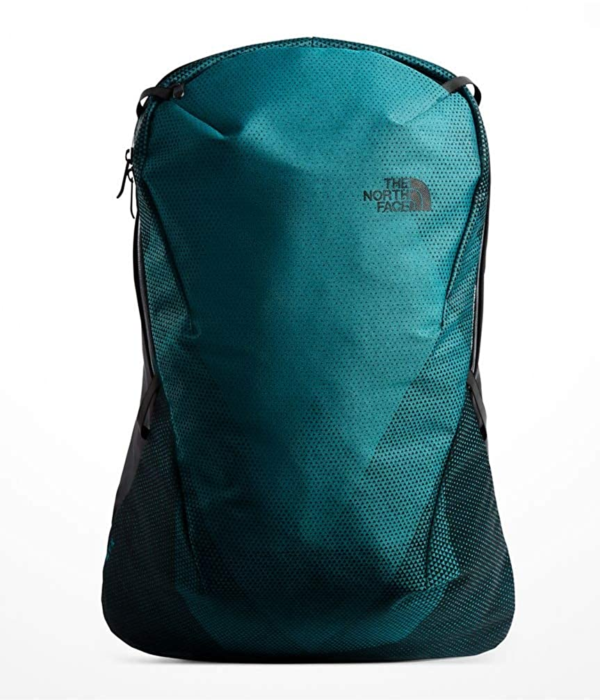 (ザノースフェイス) THE NORTH FACE CMYK BACKPACK 登山バッグバックパック (並行輸入品) One Size CYAN ENGINEERED JACQUARD B07MYYF2WV