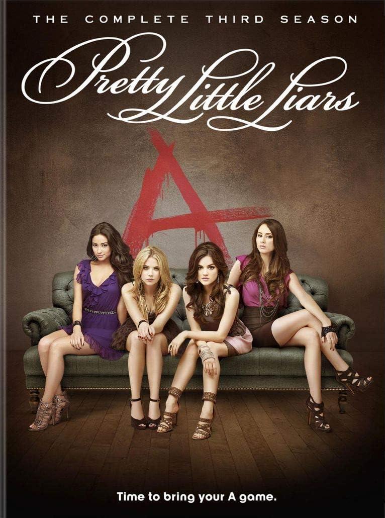 Amazon Com Pretty Little Liars Season 4 14inch X 19inch Silk