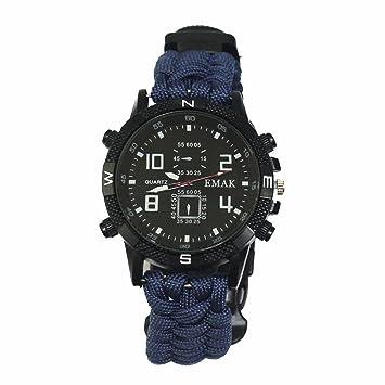 Uhren Outdoor Multiuse Männer Sport Wasserdicht Dual-display Digitale Handgelenk Uhren Geschenk
