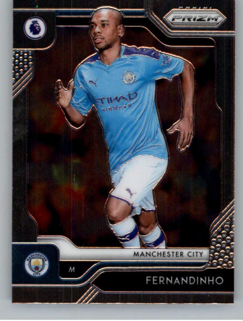 Amazon.com: 2019-20 Panini Prizm Premier League #157 Fernandinho Manchester  City Soccer Card: Collectibles & Fine Art