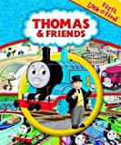img - for Thomas & Friends My First Look and Find  book / textbook / text book