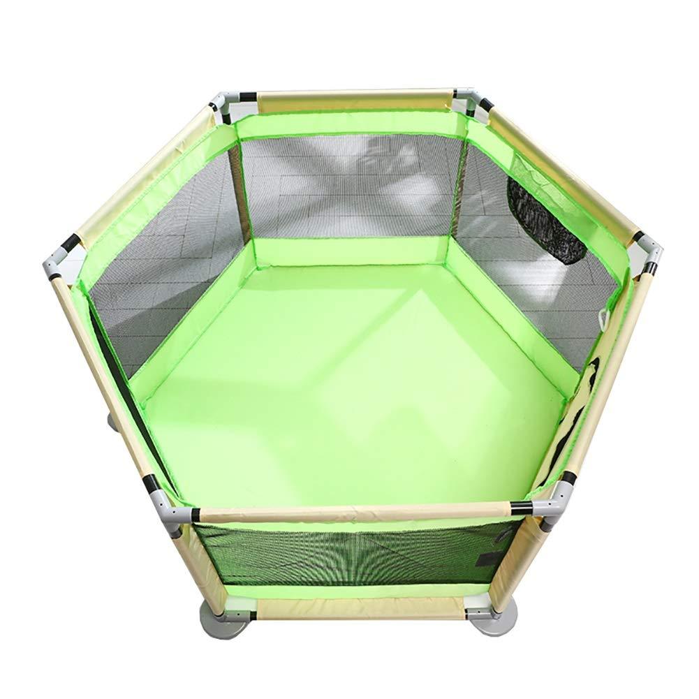 【オープニングセール】 ZB Style2 Style2) 屋外の赤ちゃんの部屋の安全のフェンスのポータブル赤ちゃんのフェンス6パネル屋内の子供の活動安全なファミリールーム B07KXT48X7 A+ (色 : Style2) Style2 B07KXT48X7, アップホーム【防音断熱DIY】:f3639047 --- a0267596.xsph.ru
