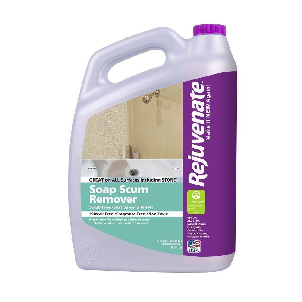 Rejuvenate 128 oz. Soap Scum Remover