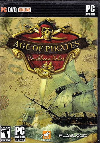 Age of Pirates: Caribbean Tales Pirates Of The Caribbean Pc Game