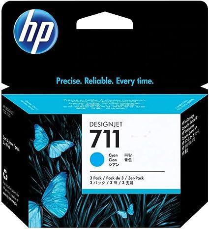 HP CZ134A - Pack de 3 cartuchos de tinta: Amazon.es: Oficina y ...