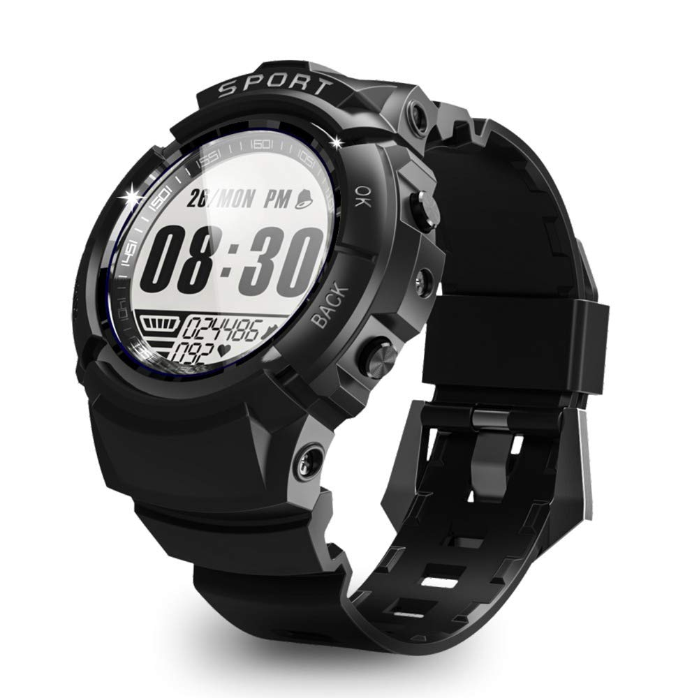 Amazon.com : Snowsy Waterproof Sport Watch Bluetooth Smart ...