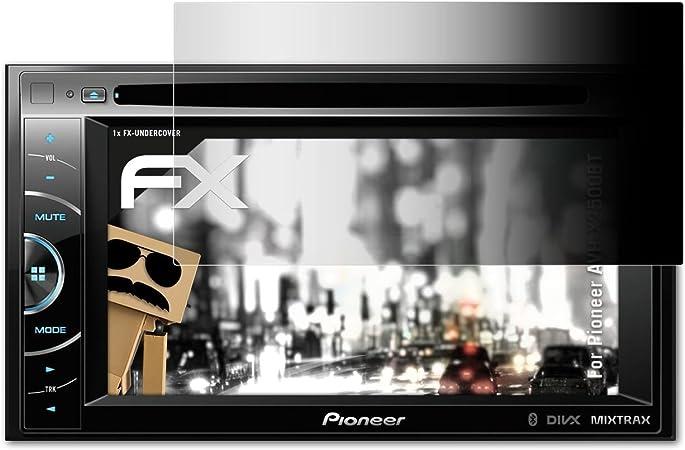 atFoliX Filtro de Privacidad Compatible con Pioneer AVH-X2500BT Película de Privacidad, 4 vías privacidad FX Protector de Pantalla Privacidad: Amazon.es: Electrónica