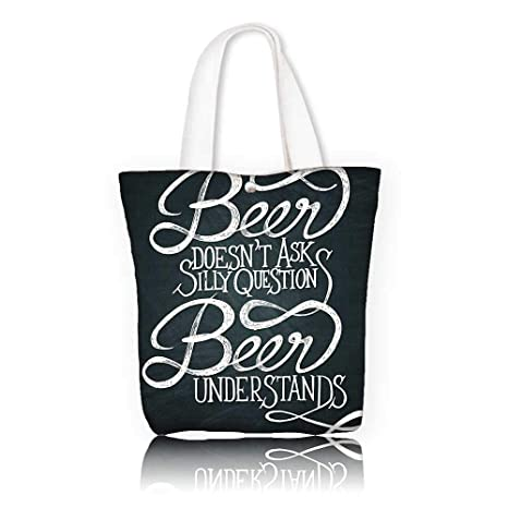 7eb460624ae5 Amazon.com: Canvas Tote Bag -W21.7 x H14 x D7 INCH/women Large Work ...