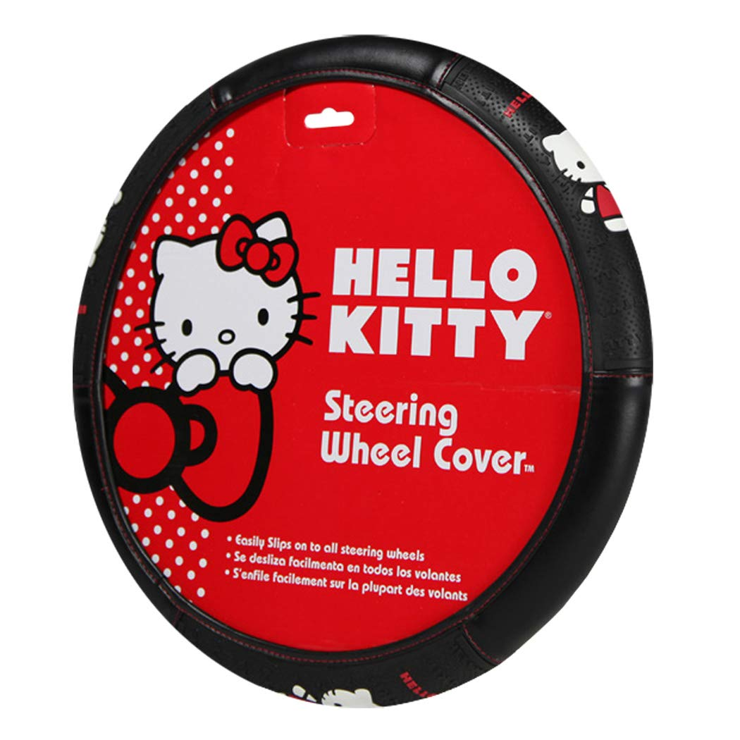 Hello Kitty Ribbon Steering Wheel Cover