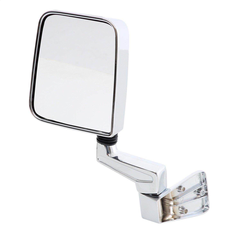 Smittybilt 7504 Chrome Half Door Side Mirror