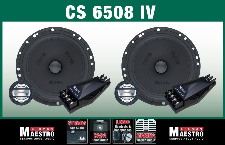 German Maestro CS6508IV