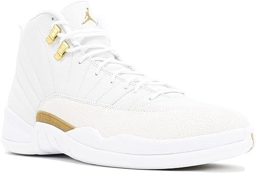 OVO x Air Jordan 12 White Metallic Gold Le Site de la Sneaker