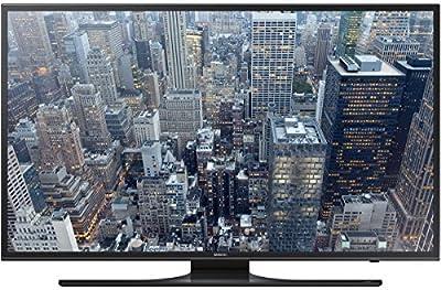 "Samsung UA-55JU6400 55"" 4K UHD Multi-System Smart Wi-Fi Slim LED TV 110-240 Volt"