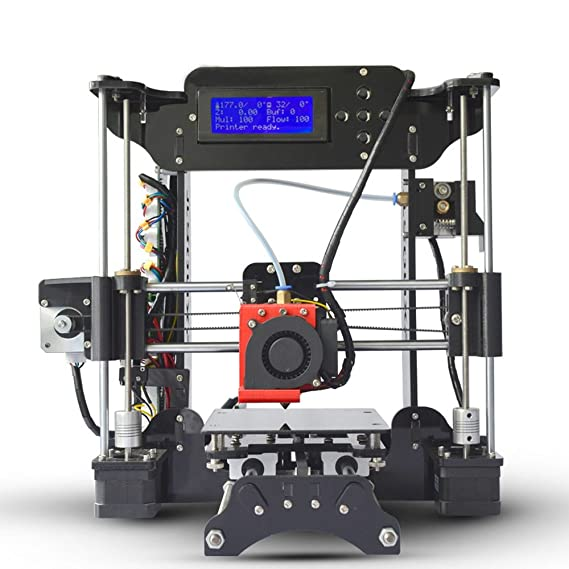 Impresoras 3D, DIY Reprap Prusa i3 kit de impresora de ...