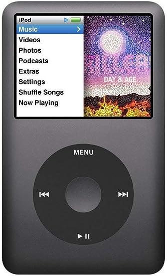 iPod classic 160GB(MC297J/A)