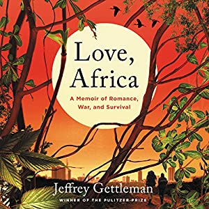 Love, Africa Audiobook