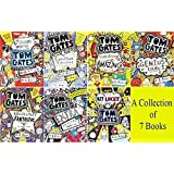 Tom Gates (Set of 7 Books)