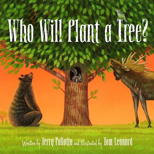 Will Plant Tree Jerry Pallotta ebook product image