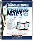 Western Adirondacks New York Fishing Map Guide (Sportsman s Connection)