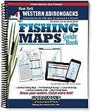 Western Adirondacks New York Fishing Map Guide