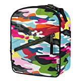 PackIt Freezable Upright Lunch Box, Go Go