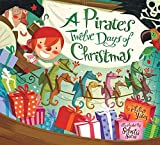 img - for A Pirate's Twelve Days of Christmas book / textbook / text book