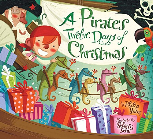 A Pirate's Twelve Days of Christmas -