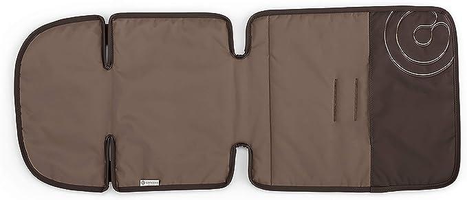 color toffee brown Colchoneta Concord Snuggle