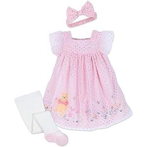 b2e20ad230452 Disney Winnie The Pooh Dress Set for Baby Size 18-24 MO Multi440419843421