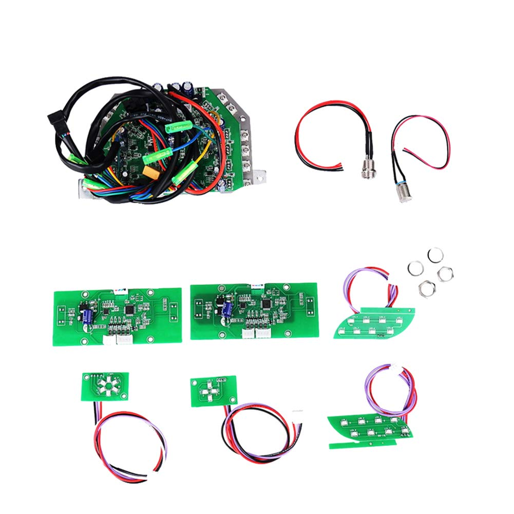 Maxfind Balance Scooter Repair Replacement DIY Motherboard Control Board Universal for 6.5//8//10 inches Smart Board