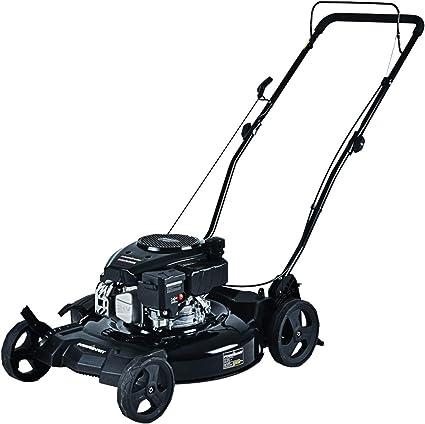 PowerSmart DB2521SR 21 3-in-1 Gas Self Propelled Lawn Mower