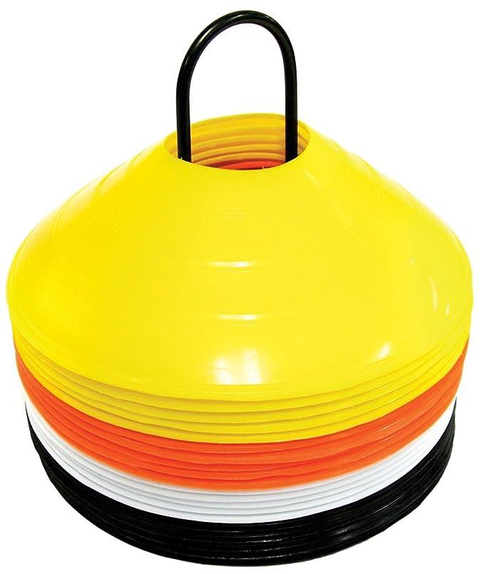1 opinioni per SKLZ Agility Cone Set- Set di Cinesini- 4 Colori, Multicolore