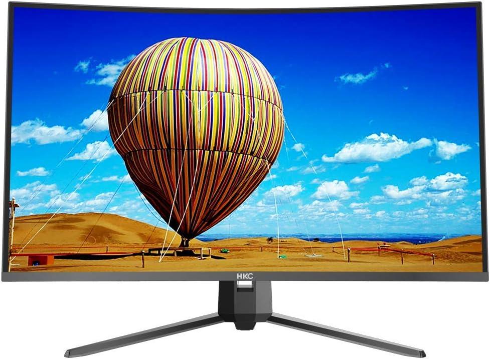 HKC MB32A2F3 (32 Pulgadas) Curved Monitor (Full HD 1920x1080 Pixel, 8ms, HDMI, VGA) Negro: Amazon.es: Electrónica