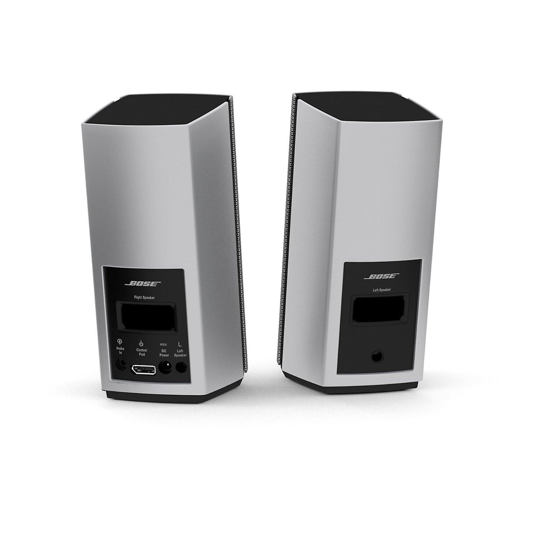 Bose Companion 20 Multimedia Speaker System Electronics Hi Fi Pc